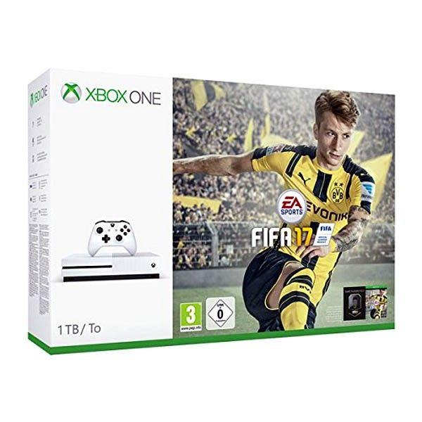 #Xbox One S + #FIFA 2017 #Konsole #Spiele #Gamer #Geschenk #Kinder #Spass