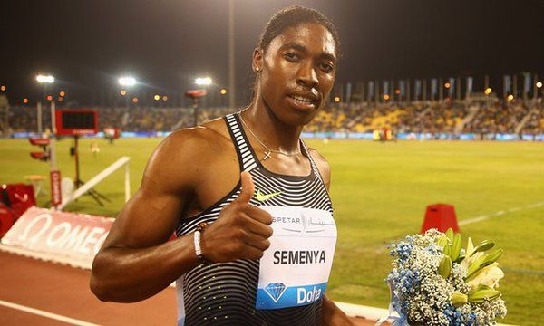 Caster Semenya wins the 800m in Morocco | Epyk Living
