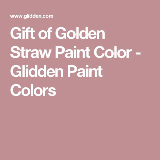 Dapper Tan Kitchen: 25+ Best Ideas About Glidden Paint Colors On Pinterest