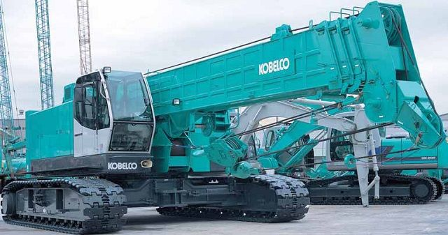 Kobelco To Merge European Ops We Publish All The Latest Information From This Industry Read Full News Heavy Equipment Heavy Machinery Construction Equipment