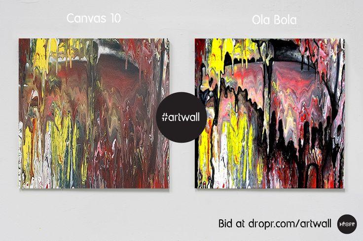 Ola Bola Bid @  http://dropr.com/auction  http://olabolasuperstuff.tumblr.com/