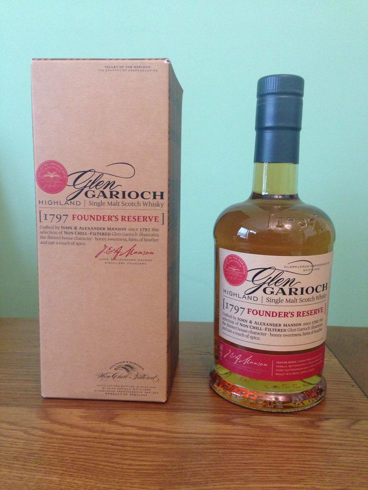 Glen Garioch (Founders Reserve) - Single Malt