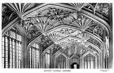 Oxford Divinity School Interior view