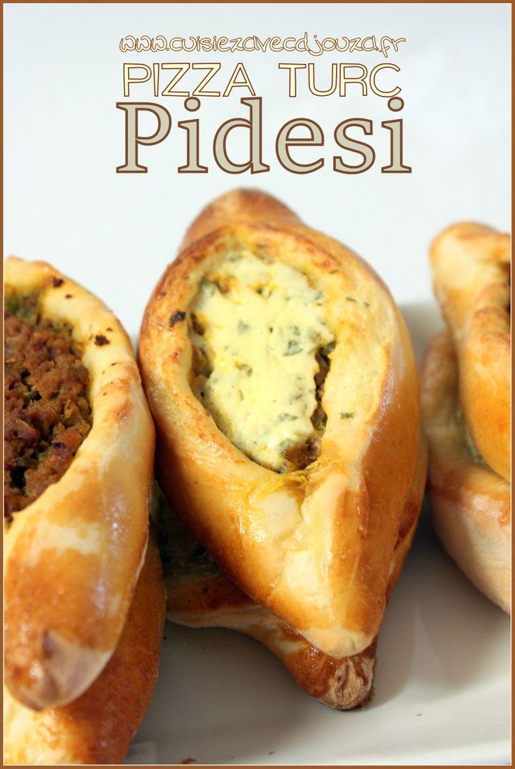 Pizza turc Pidesi