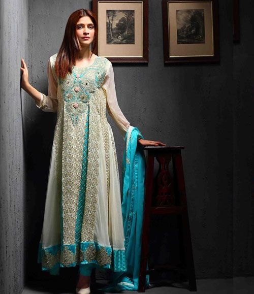 Tawakkal Artistry Chiffon Suit Collection 2015 3935_A