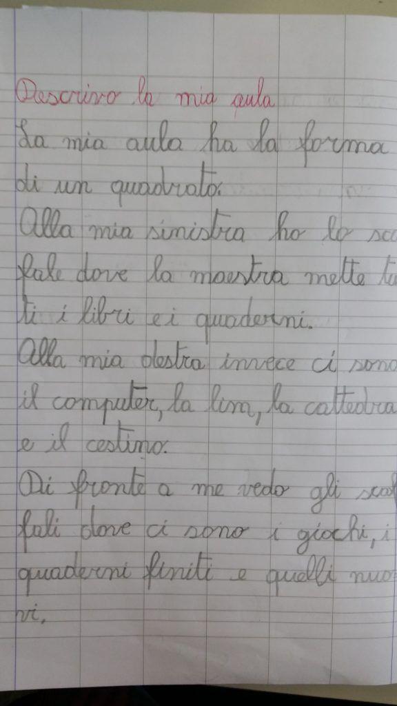 Marzo 2017 maestra carmelina materiale quadernoni da for Maestra carmelina classe seconda