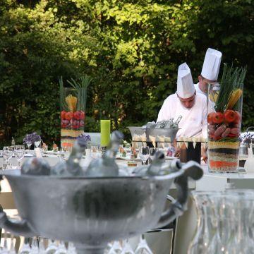 Creatieve catering, ook voor private party's.