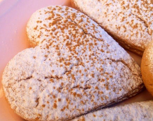Secretos de Pastelero: Corazones de Canela (Pastas)