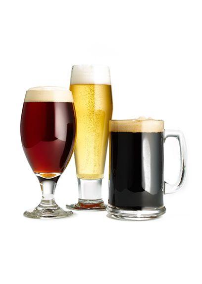 Artisanal beer glasses for dad!