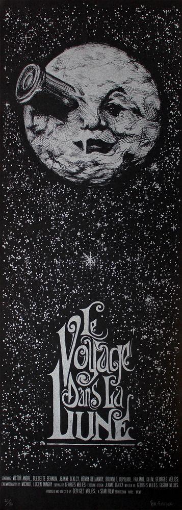 """""""Viaje a la Luna"""" por Ver Eversum"""