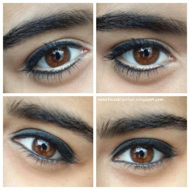 Sanatın Saklı Sırları: Gözler Nasıl Büyük-Küçük Gösterilir ? / Gözlerin M...