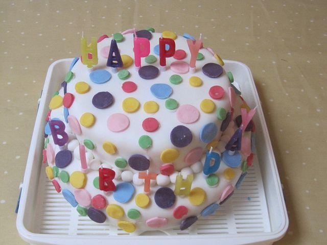 Birthday Cake For 10 Year Old Girl 10 Years Birthday