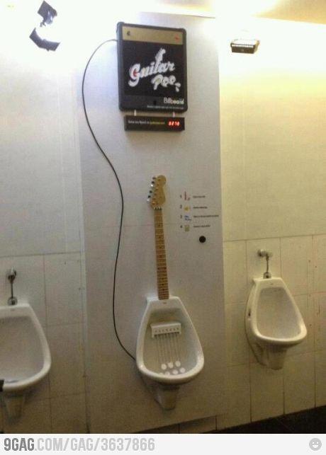 Guitar Hero- Men only