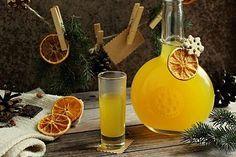 Как приготовить апельсиновый ликер в домашних условиях