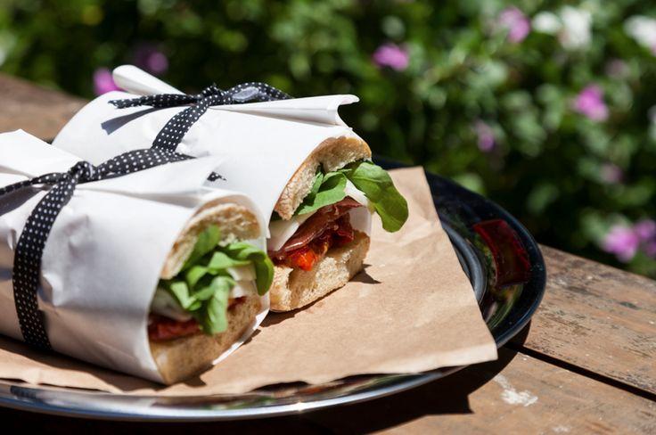 Que tal pensar em um recheio diferente para o sanduíche?