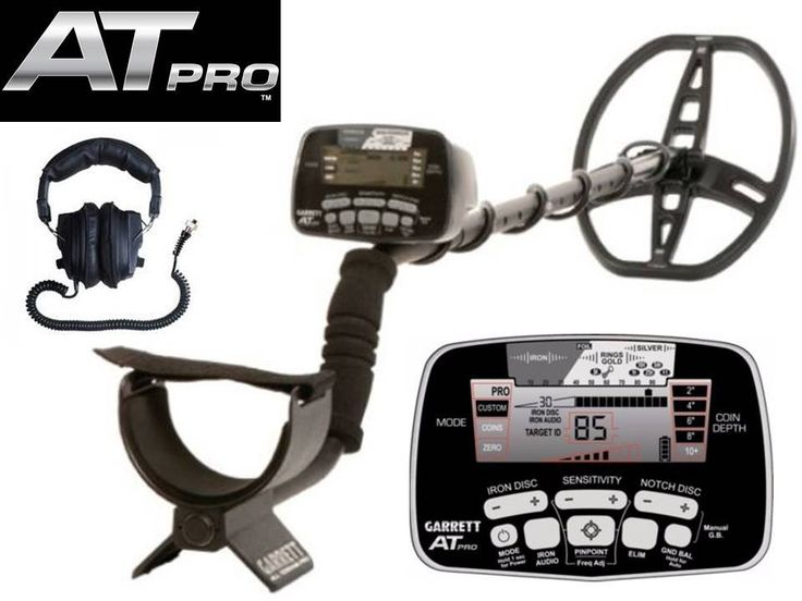 Garrett AT PRO Metal Detector Free Shipping Best Price Guarantee 2 Year Limited Warranty Garrett AT Pro is one of the most popular and revered metal detectors on the market. Garrett AT Pro is suited f