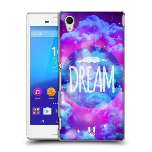 Pouzdro na mobil Sony Xperia M4 Aqua E2303 HEAD CASE CHROMATIC DREAM