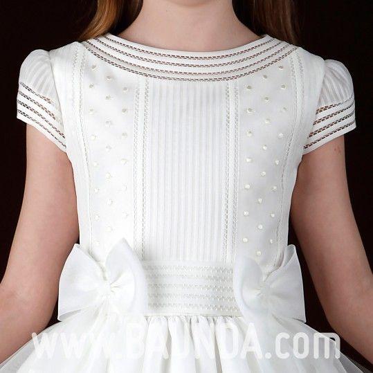 Baunda Vestidos de comunion