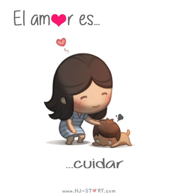 El-amor-es...-ilustraciones-1.jpg (605×667)