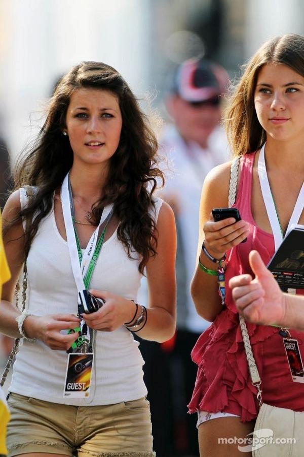 Michael Schumacher Gina Maria Schumacher