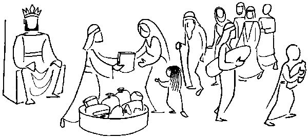 good news bible illustrations annie vallotton - Google Search
