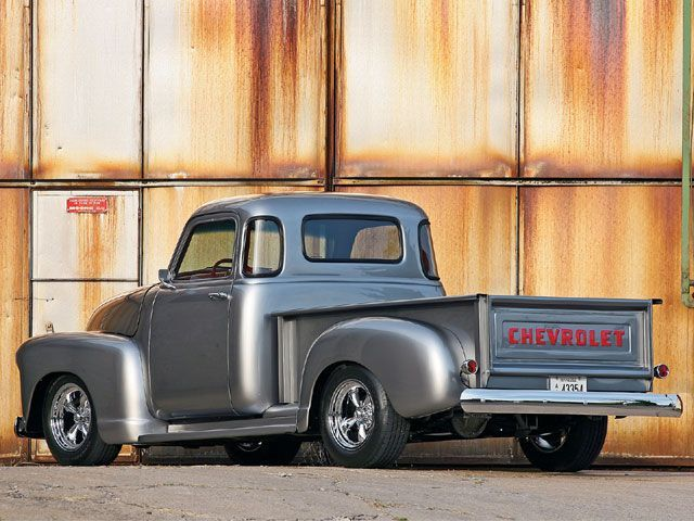1954 Chevy Truck Photo 2