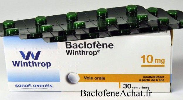 Le Baclofène est un relaxant musculaire utilisé pour traiter les spasmes de muscles squelettiques, la rigidité et la douleur causées par la sclérose en plaques. Il est   également injecté dans la moelle épinière pour traiter la spasticité sévère, les lésions de la moelle épinière et d'autres maladies de la moelle épinière. Visitez-nous : www.baclofeneachat.fr