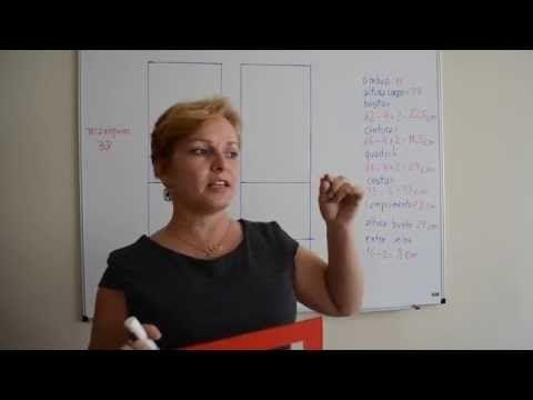 DIY : Modelagem de Vestido Tubinho com Recortes - Aula 6 - YouTube