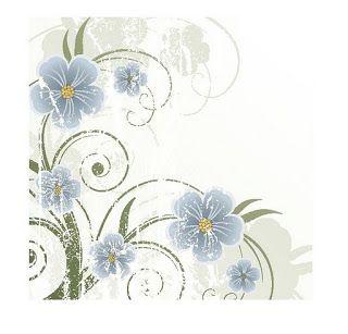 dibujos con color flores para imprimir