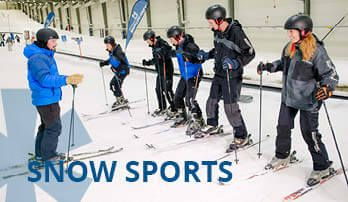 Learn to Ski or Snowboard as a group