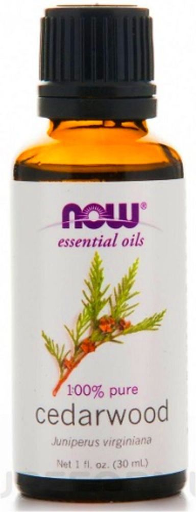 Cedarwood Oil, NOW Essential Oils 100% Pure, 1 fl. oz (30 ml) Aromatherapy · Contains junipernus virginiana· Effective for stress relief strengthening and empowering· 1 ounce· Effective for stress relief, strengthening, empowering· Warm, woodsy, balsamic aroma NOW Foods Cedarwood Oil, 1 Ounce Aroma: Warm, woodsy, balsamic. Benefits: Stress relief, strengthening, empowering. | eBay!