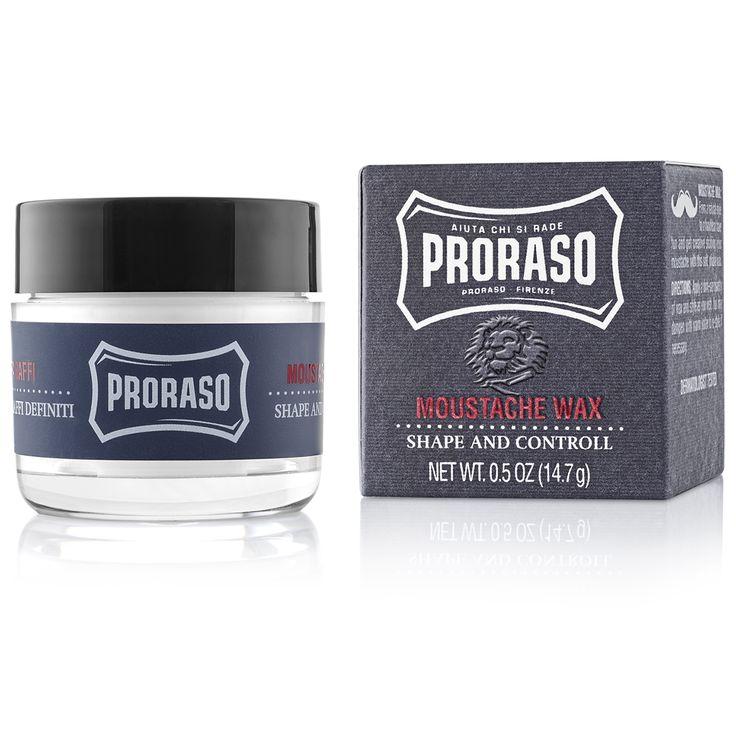 Personal Edge : Proraso 001675 Moustache Wax