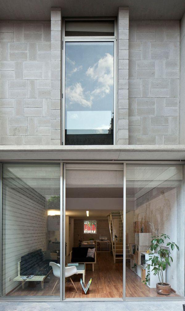 1000 ideas about concrete blocks on pinterest cinder - Covering interior cinder block walls ...