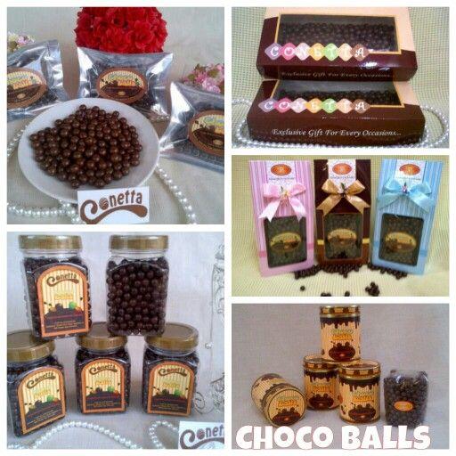 Aneka Packing Choco Balls