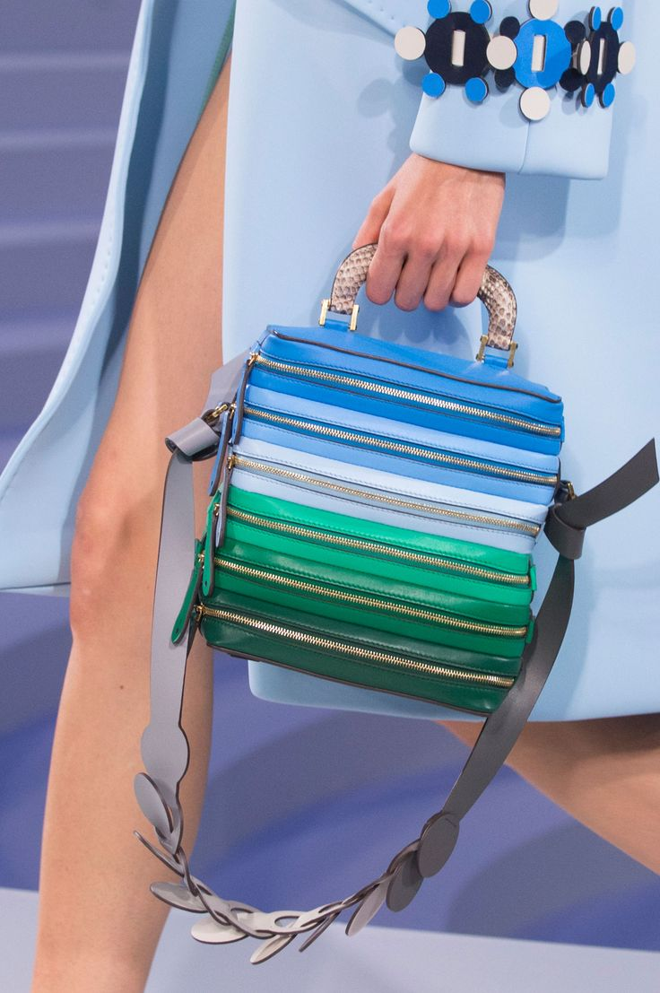 Anya Hindmarch Spring 2017 Details The Impression