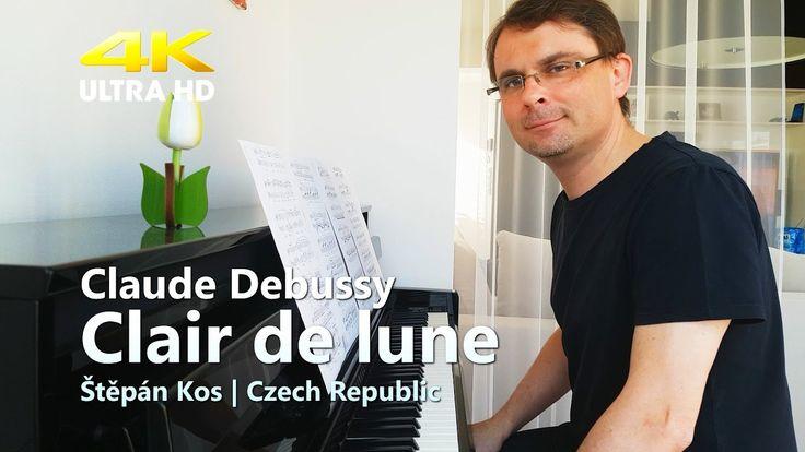 Clair de lune - Claude Debussy | Svit luny | Suite bergamasque