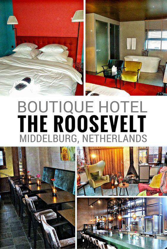 Review: The Roosevelt Boutique Hotel in Middelburg, Netherlands