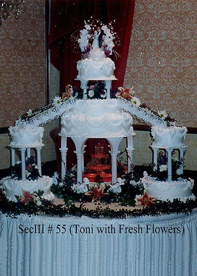 17 Best Images About Elegant Wedding Cakes On Pinterest