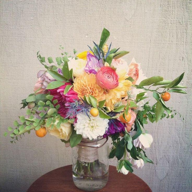 44 + schöne Obst Blumenarrangements für Tischdekoration Inspiration   – Flowers