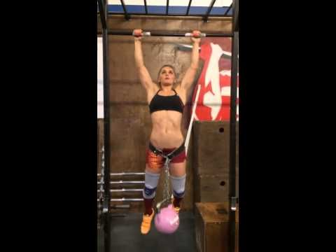 UFC Krakow: Aleksandra Albu training for Izabela Badurek - YouTube