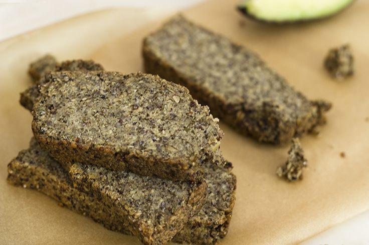 pan de quinoa organica