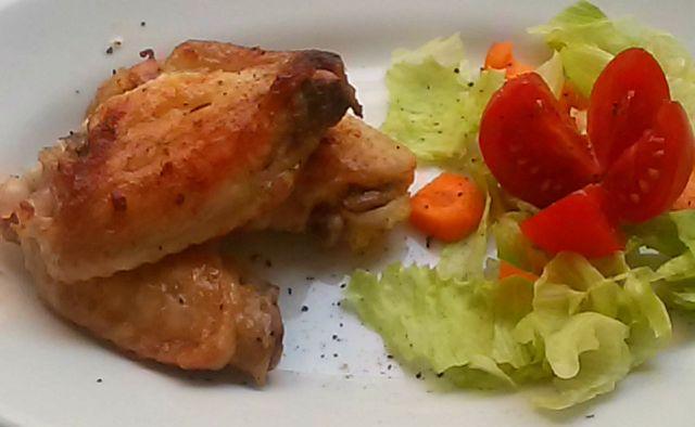 Alette di pollo aromatiche