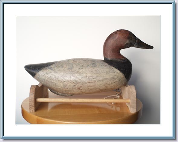 Chesapeake bay wooden duck decoys for sale