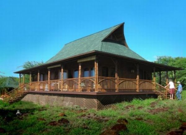 Best Hawaiian Architecture Images On Pinterest Beach Houses - Hawaii architecture firms