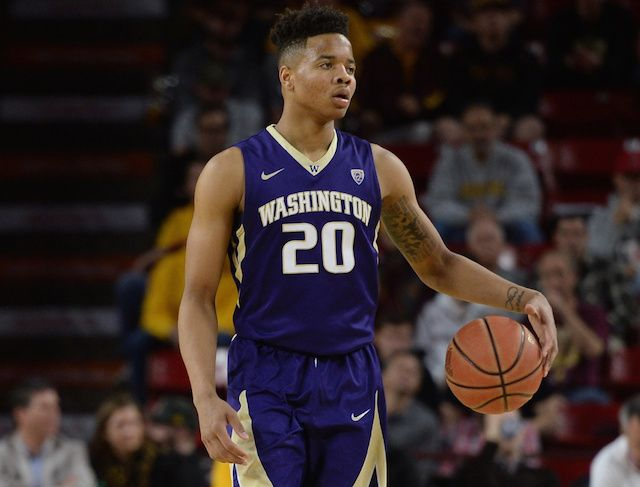 The Los Angeles Lakers are rumored to be more interested in drafting Markelle Fultz or Josh Jackson than guard De'Aaron Fox