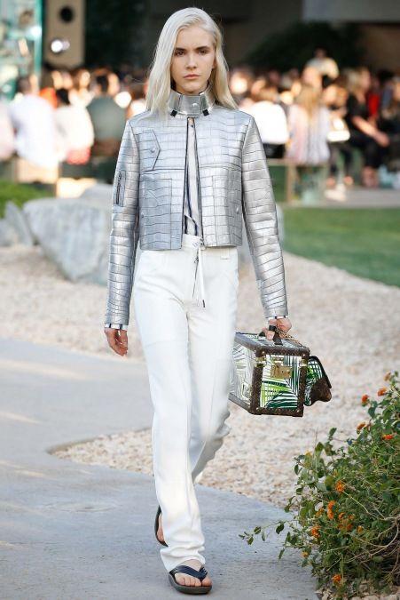 Louis Vuitton Womens Spring/Summer Fashion Show