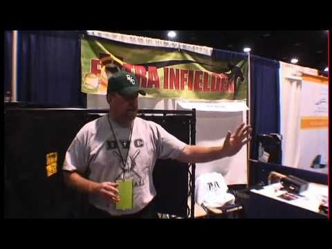 Gary's Top Ten From The 2009 NFCA Show - Episode 98 - Fastpitch Softball TV Show. Gary shows you his top ten products from the 2009 NFCA Conventions show.    Visit the Fastpitch TV Show's website at http://Fastpitch.TV
