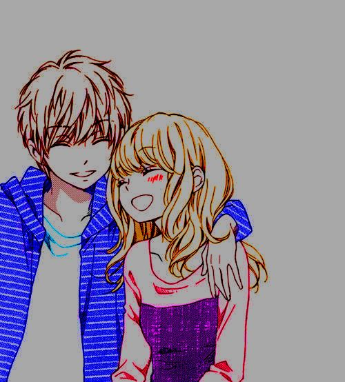 #animecouple #coloredbyme #ToukoGWhiteGraphic   Ita: Se la prendi, mettere i crediti.. grazie. Eng: If you take it, put the credits.. thanks.