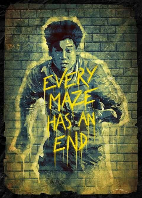 Every Maze Has An End #Minho #KiHongLee