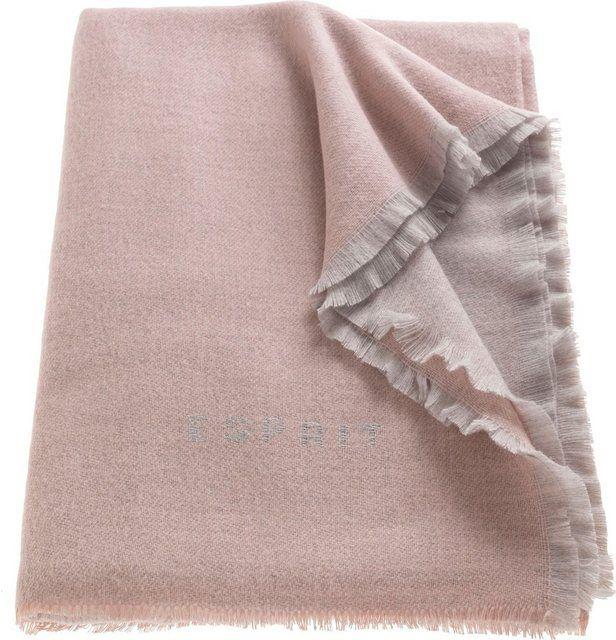 Plaid Logo Chashmink Decke Deckchen Wolle Kaufen Und Farben